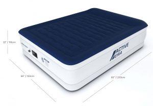 Dimension du lit pneumatique Active Era AB-K2-UK