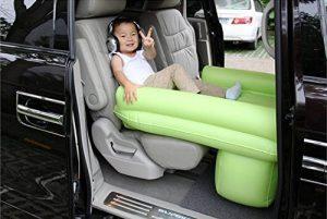 lit pneumatique voiture enfant fun